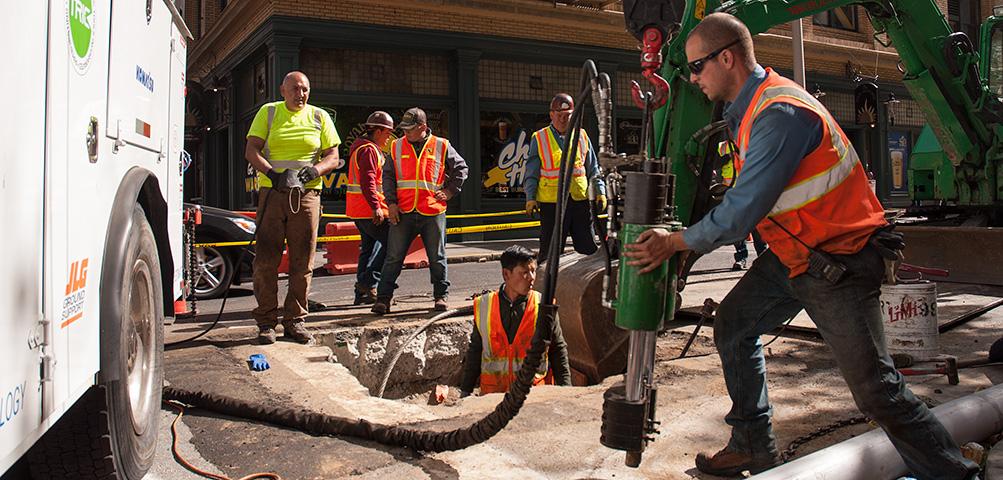 Sewer Repair Tools